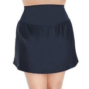 ST JOHNS BAY Women's Plus Size Swimskirt NWT 18W